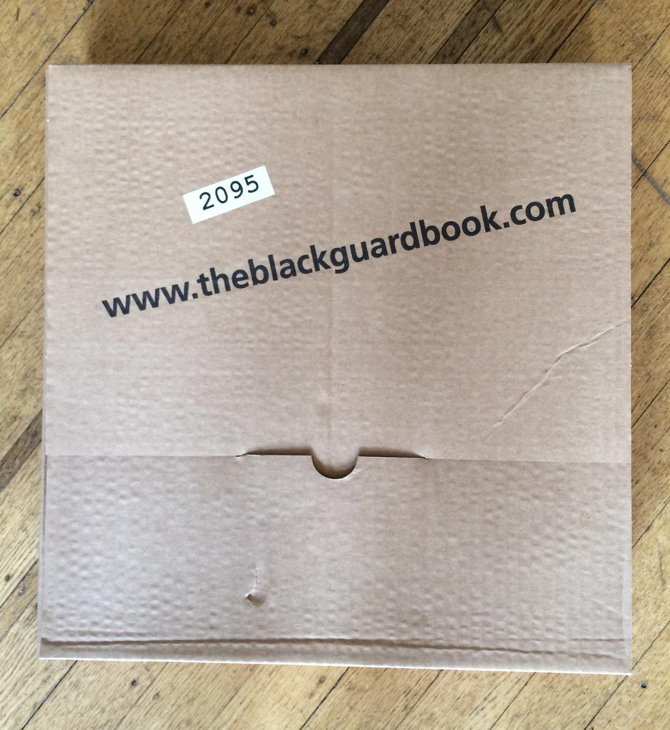The-Blackguard-Book