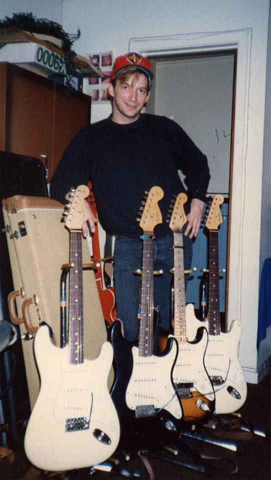 James-Wilsey-Stratocasters
